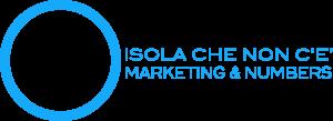 isola che non c'è: marketing & Numbers